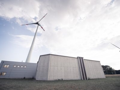 A wind tunnel designed for the needs of the wind industry